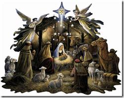 Jesus na Manjedoura