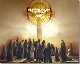 fortalecendo a fé em pentecostes